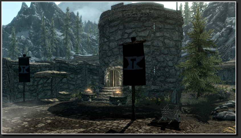 Helgen Reborn at Skyrim Special Edition Nexus - Mods and